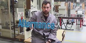 Une vidéo intitulée Apprentissage industriel // ITII Pays de la Loire
