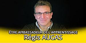 """une vidéo sur """"Portrait d'ambassadeur de l'apprentissage : Régis Augas"""""""