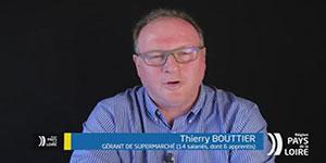 """Une vidéo """"portrait d'ambassadeur de l'apprentissage : Thierry Bouttier"""