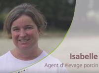 Vidéo de agent(e) d'élevage porcin