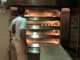 Anis, boulanger