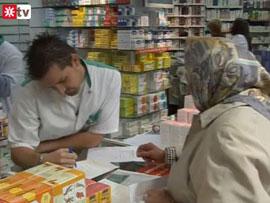 Fabien, préparateur en pharmacie